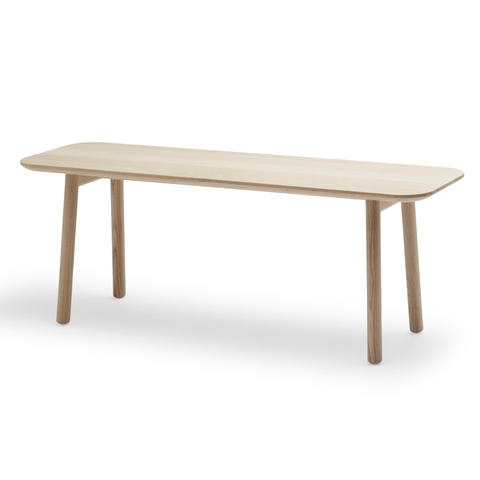 Hven Bench in Natural Oak