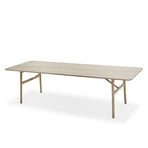 Hven Dining Table 260 in Natural Oak