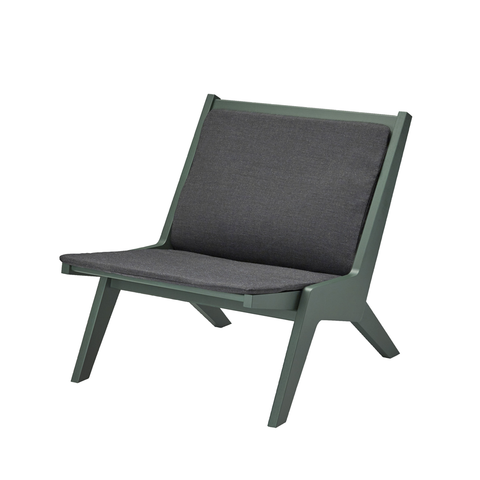Miskito Lounge Chair, Hunter Green