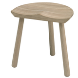 Cobbler Stool, Natural Oak or Teak