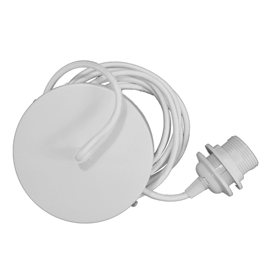 Cords for VITA pendants, White