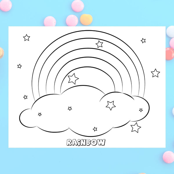 free coloring page printables for toddlers