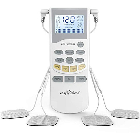 Easy@Home Professional Rechargeable TENS Electronic Massager # EHE012PRO