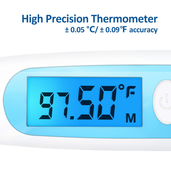 Easy@Home Digital Oral Basal Thermometer, EBT-100