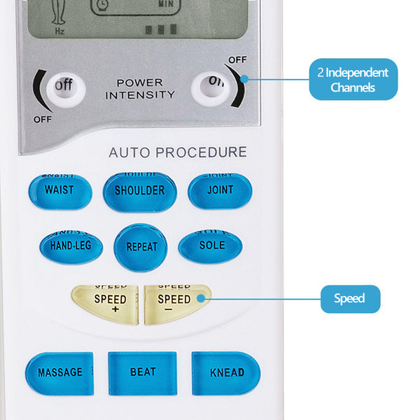 Easy@Home TENS Handheld Electronic Pulse Massager #EHE009