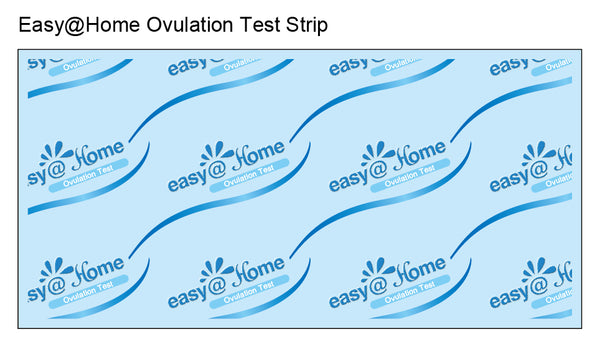Easy@Home Ovulation Test Strips (100-pack) Value Pack, Reliable Ovulation Preditor Kit and Fertility Test, 100 Tests