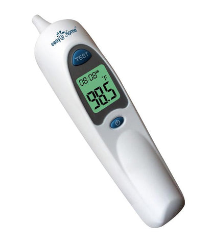 Family Planning - Easy@Home Digital Infrared Ear Thermometer With Fever Alarm For Children Or Adult #EET-302
