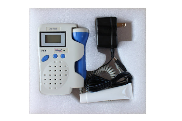 Health Management - Angelsounds Fetal Doppler (100B 3Mhz Baby Heart Monitor)