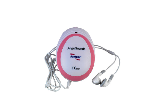 Health Management - Angelsounds Fetal Doppler (100S Mini, 3Mhz Baby Heart Monitor)