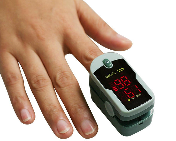Health Management - Choicemed Fingertip Pulse Oximeter