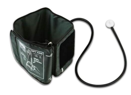 Health Management - Large Cuff For Easy@Home Digital Upper Arm Blood Pressure Monitor #EBP-095