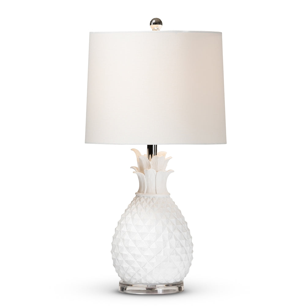Flinn Pineapple Table Lamp - Au Courant Interiors