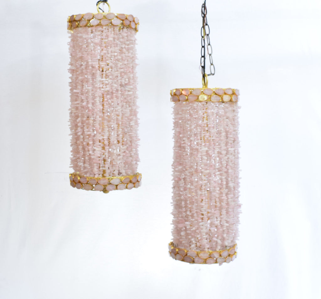 Judith Pendant Lights - Au Courant Interiors