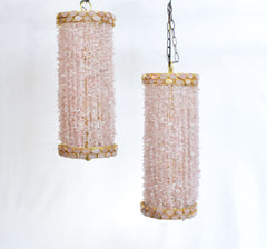 Judith White Porcelain Pendant Lights