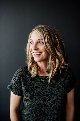 Lauren Grier - Founder of The Curious Plate