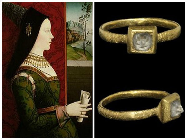 What is the Significance of 1477? The History of the First Diamond Engagement Ring