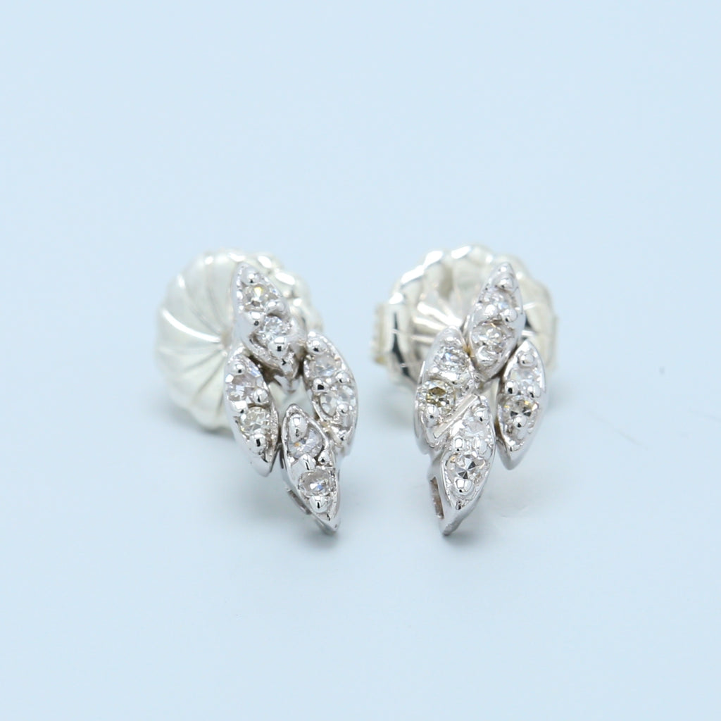 Baby Diamond Stud Earrings - 1477 Jewelers