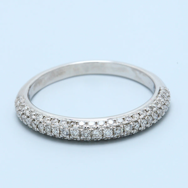 Diamond Pavé Band - 1477 Jewelers