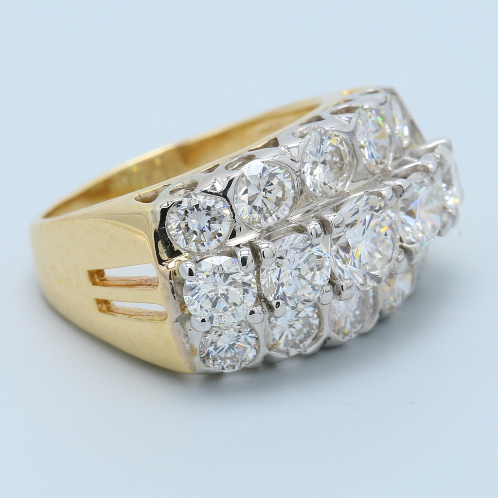 4.64ct Diamond Cocktail Ring - 1477 Jewelers