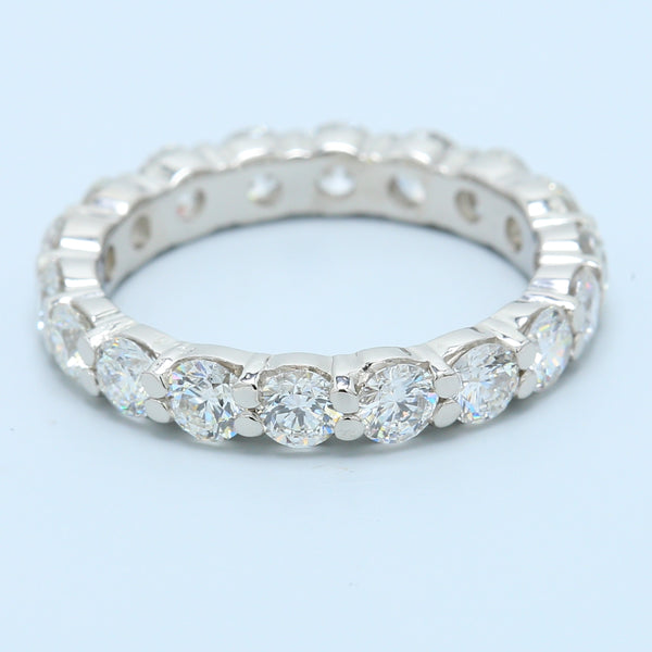Platinum Diamond Eternity Band - 1477 Jewelers