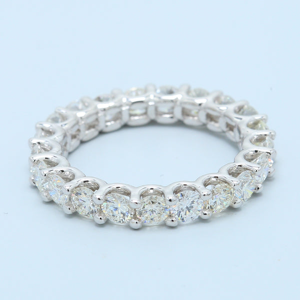 Brilliant Round Diamond Eternity Band - 1477 Jewelers