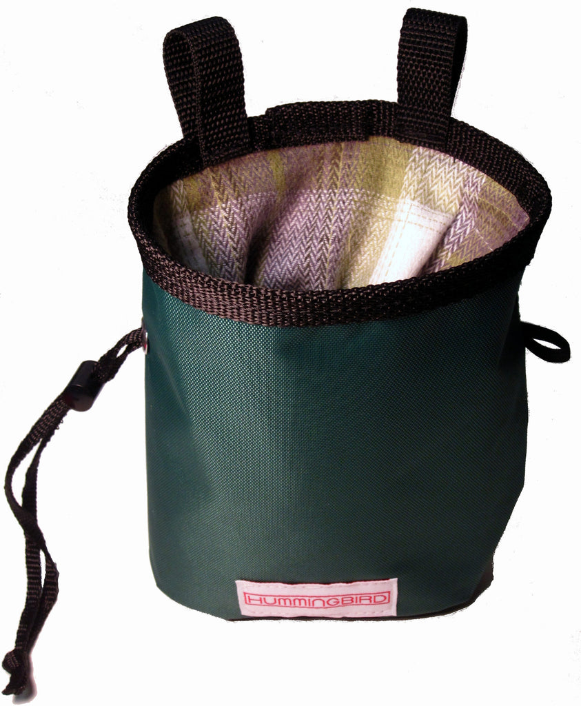 Fleece Lined Chalk Bags