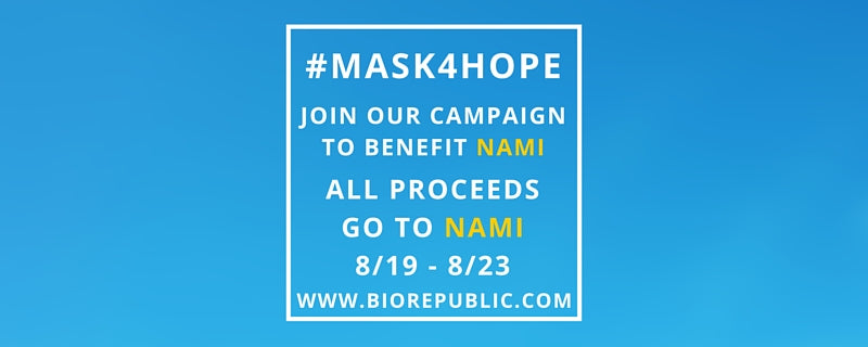 masque bio-public nami mask4hope