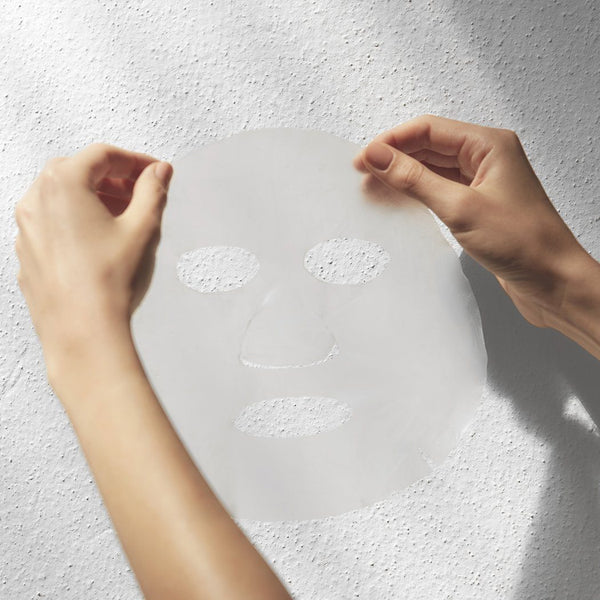 Deep Hydration Organic Facial Sheet Mask - BioRepublic SkinCare | The Best Sheet Masks