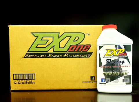 EXP One Xtreme Performance Racing Engine Treatment / Case of 12 32 oz. bottles