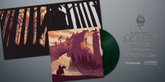 Skyrim Vinyl Soundtrack (JUN/KUN Limited Edition)