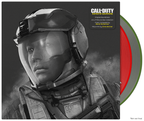 Call of Duty Infinite Warfare - Vinyl Soundtrack