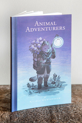 Animal Adventures (Book) by Nicole Gustafsson