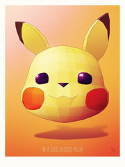 Pikachu by Steve Courtney