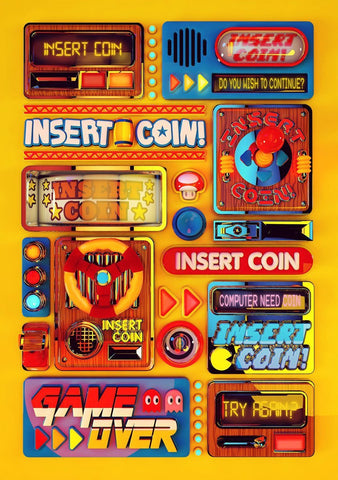 Insert Coin by Thomas Burden