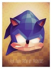 Sonic by Steve Courtney