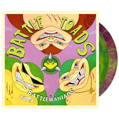Battletoads Vinyl Soundtrack