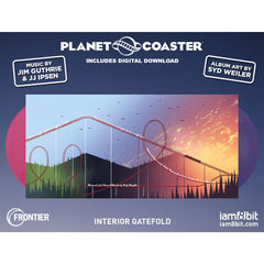 Planet Coaster Soundtrack (You, Me & Gravity: The Music Of Planet Coaster) 2xLP