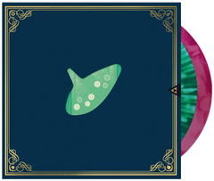 Hero of Time 2xLP (Music from The Legend of Zelda: Ocarina of Time)