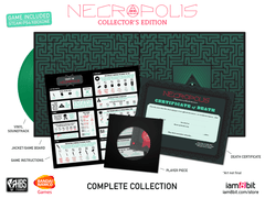 NECROPOLIS Collector's Edition