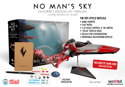 "No Man's Sky ""Explorer's Edition"" (PC)"