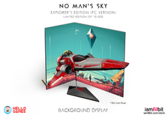 "No Man's Sky ""Explorer's Edition"" (Game Not Included)"