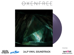 OXENFREE Vinyl Soundtrack 2xLP