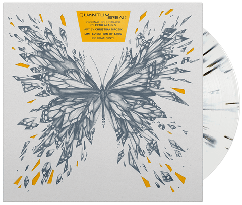 Quantum Break Vinyl Soundtrack