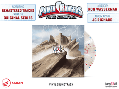 Power Rangers: The OG Vinyl Soundtrack