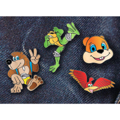Conker Pin (Conker's Bad Fur Day)