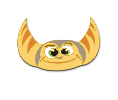 Ratchet Pin (Ratchet & Clank)