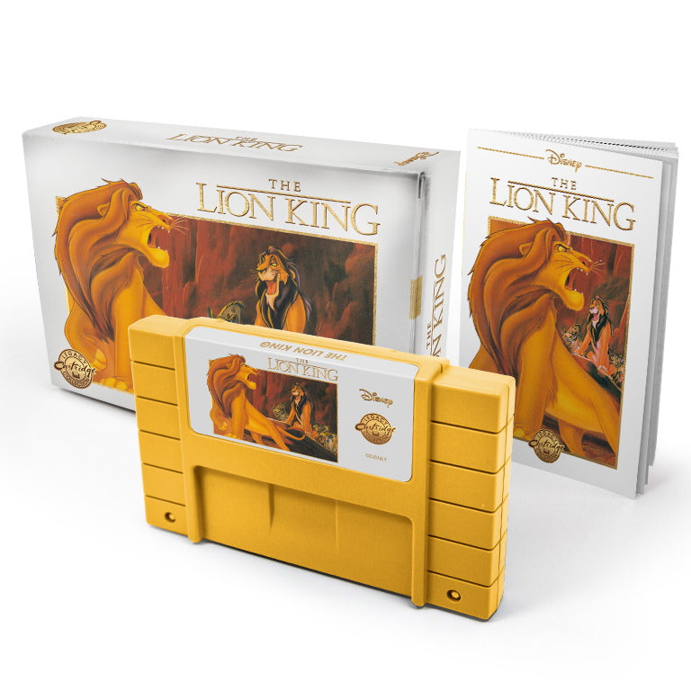 The Lion King Legacy Cartridge Collection