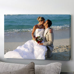 Canvas Print Size D 33x20 inches (825mmx500mm)