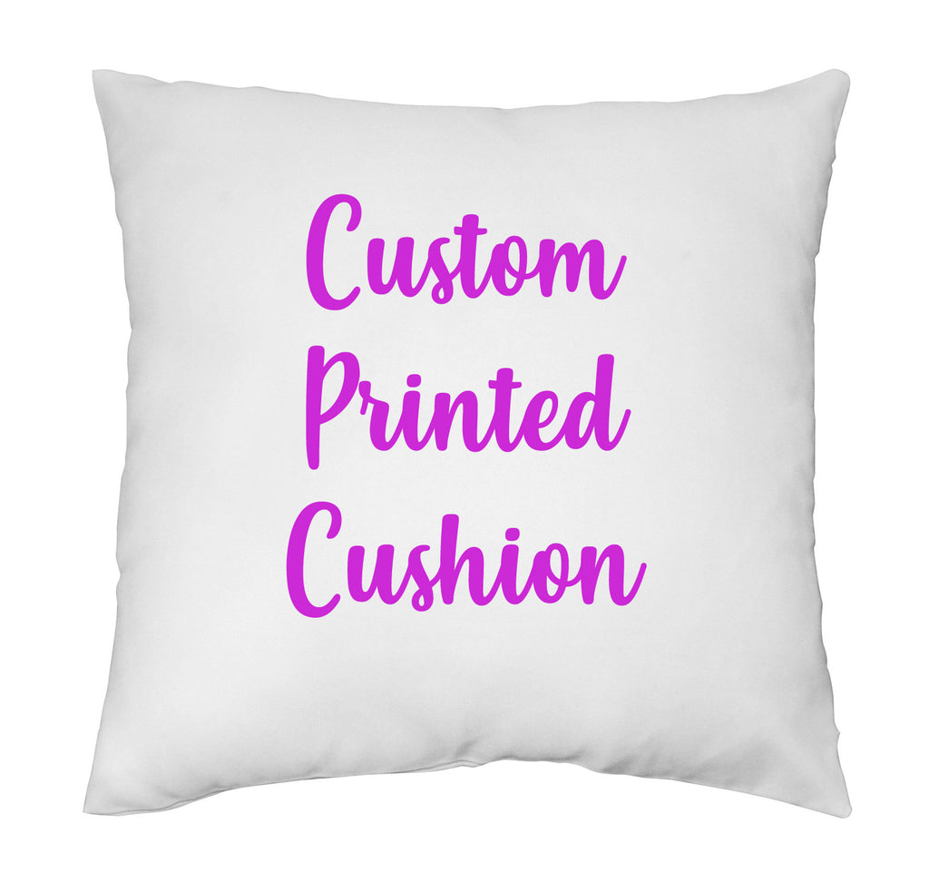 Custom Printed Cushion