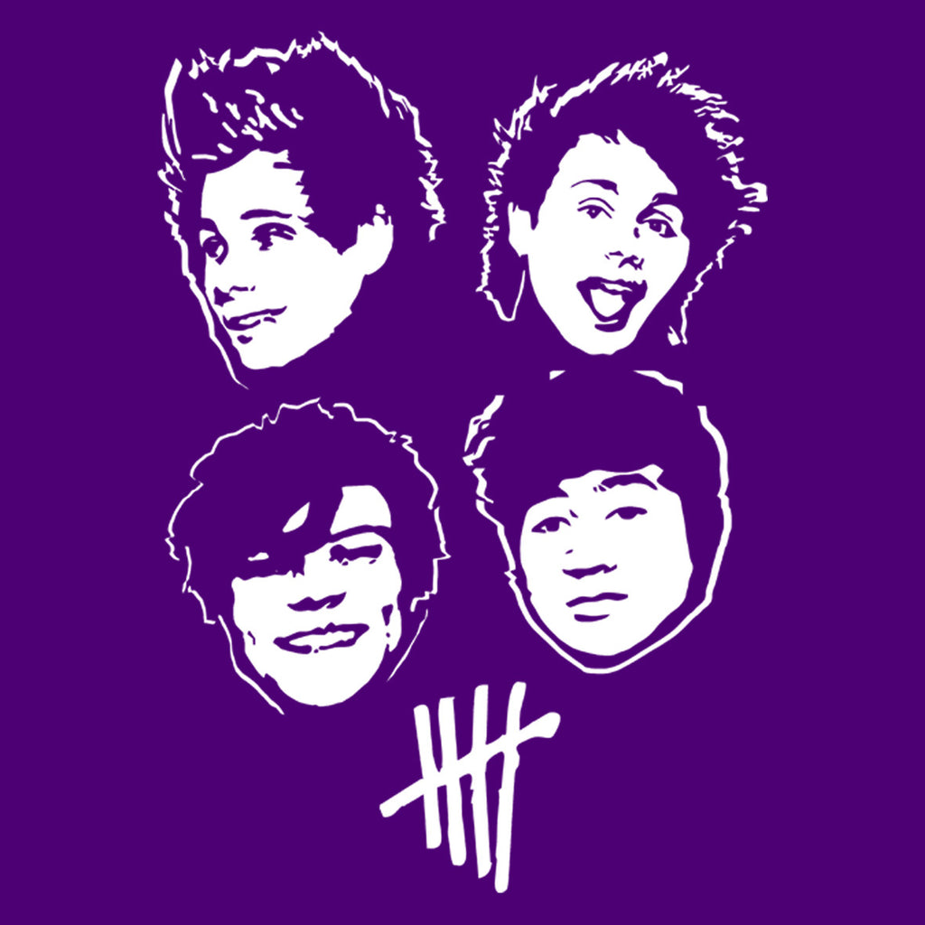 5 Seconds Of Summer Faces